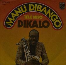 """MANU DIBANGO - TELE MISO - DIKALO 7""""  SINGLE  (I288)"""