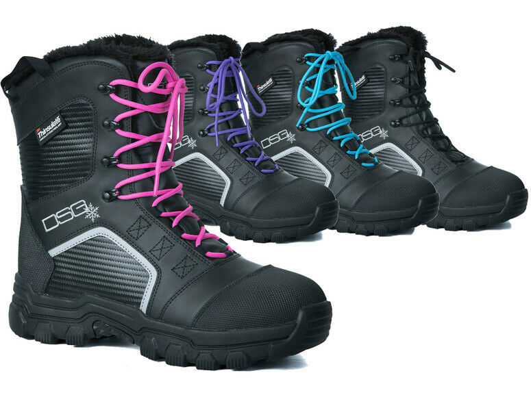 Divas Snow Gear Women's RIME Snowmobile Boots 7 8 9 10 462-8910
