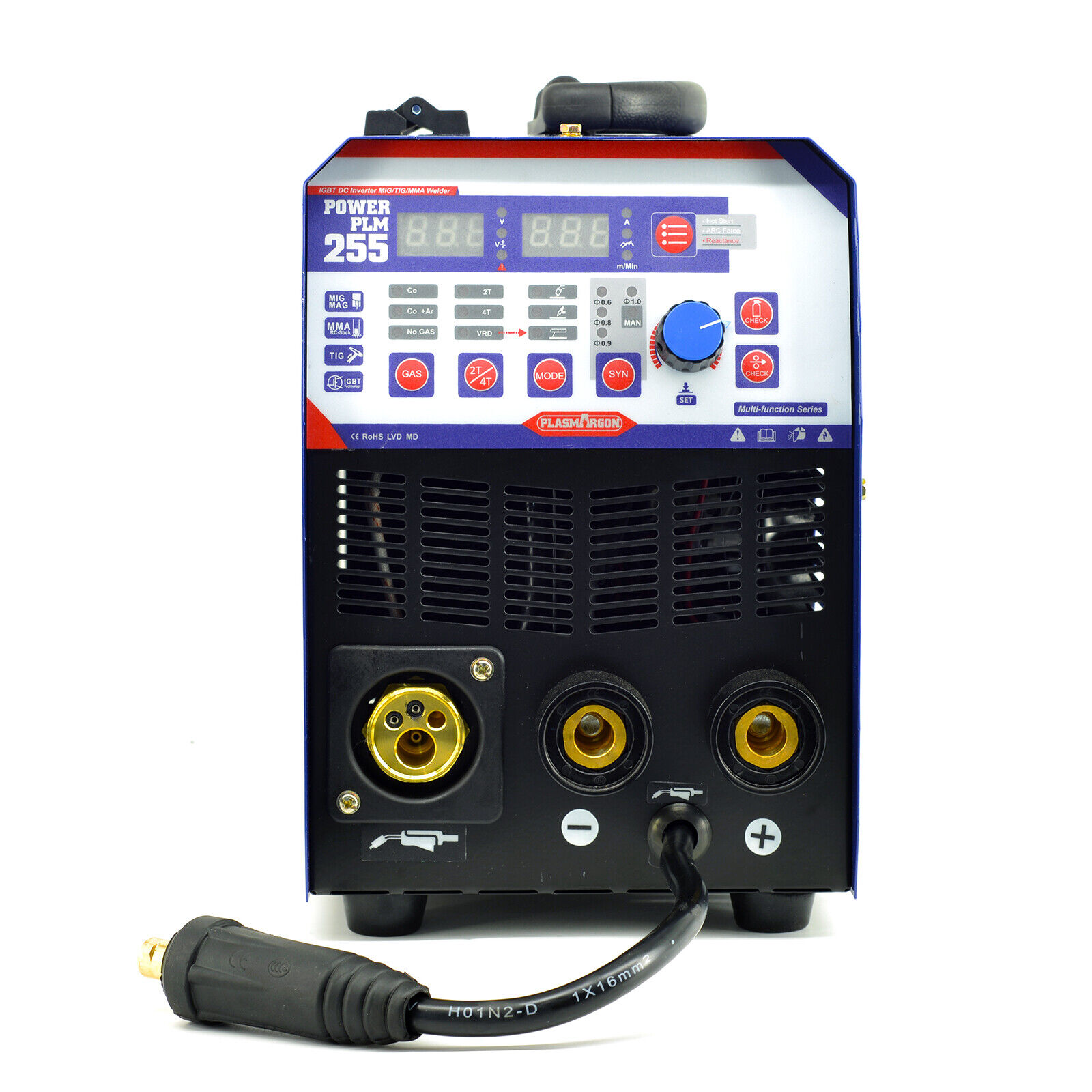 3IN1 MIG Welder 200A Gas/Gasless 110/220V ARC Stick MMA Lift-TIG Inverter Welder. Buy it now for 334.90