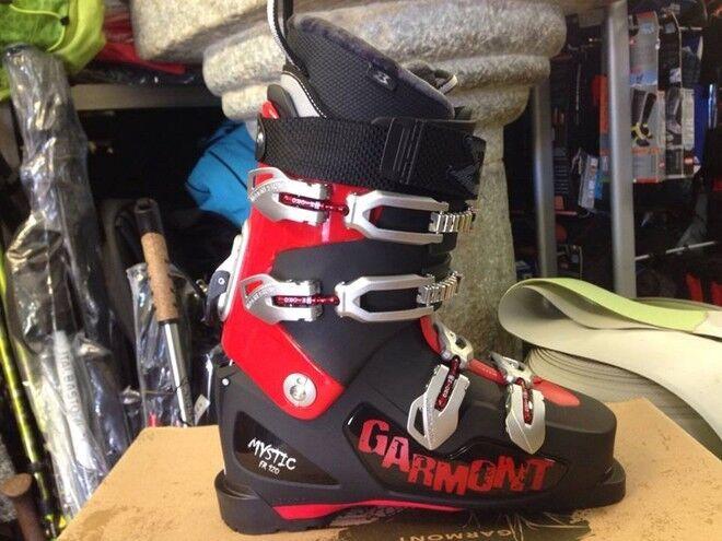 botas de Esquí Allmountain Freeride Garmont Mystic Tamaño Mp 27,5 Ski Bota Talla
