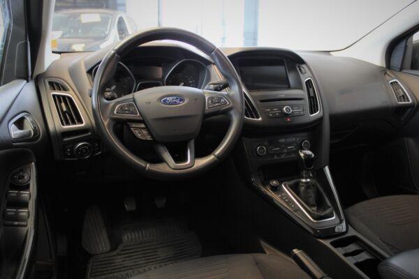 Ford Focus 1,5 TDCi 120 Titanium stc. billede 4