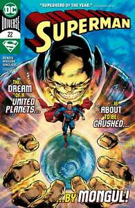 Superman-22-2020-Dc-Comics-First-Print-Reis-Cover