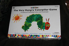 The Very Hungry Caterpillar Game By University Games Ages 3+ Counting, Colors...