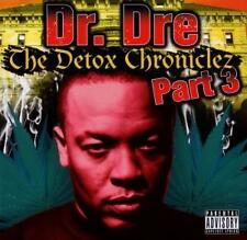 The Detox Chroniclez Vol.3 von Dr.Dre 2010 Audio CD Hip Hop Musik Sammlung