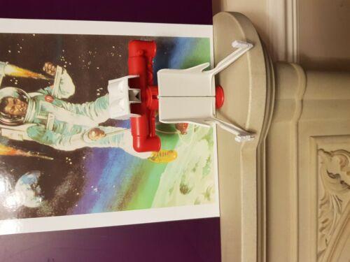 Action MAN//GI JOE Replacment TOP PER SPACE EXPLORER o flying space ADVENURE