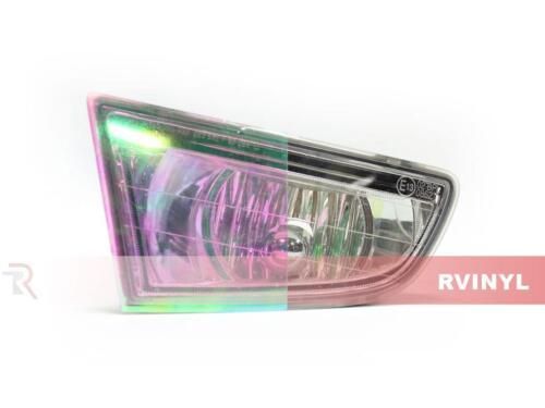 Rtint Headlight Tint Precut Smoked Film Covers for Nissan 370Z 2009-2016