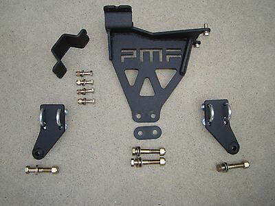 PMF 1992-1997 Ford F-250/350 Dual Steering Stabilizer Kit w/ Bilstein Dampeners