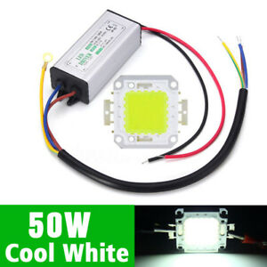 CHIP-50W-LED-Constant-Driver-Cold-white-Current-LED-50W-IP65-Transformer