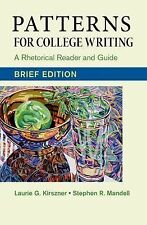 Patterns for College Writing--brief edition--