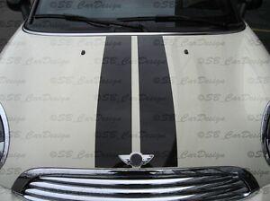 viper-streifen-Pegatina-tiras-para-BMW-Mini-Cooper-Roadster-R59-Obras-UNION