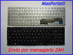 TECLADO-ESPANOL-NUEVO-PORTATIL-ASUS-VIVOBOOK-MAX-X541UA-P-N-0KNB0-6723SP00-TEC20