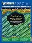 Exotische Materielien (2014, Taschenbuch)