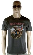 AMPLIFIED IRON MAIDEN The Trooper Heavy Metal Rock Star Vintage T-Shirt g.M 48