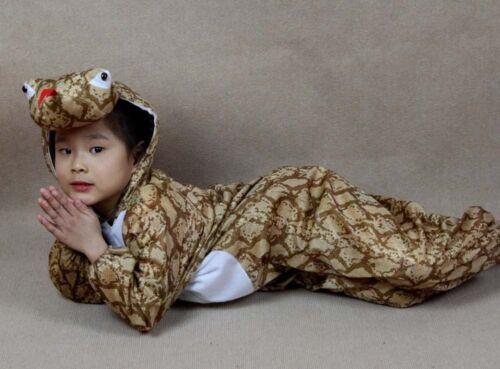 Children Kids Halloween Cartoon Animal Costume Costumes Jumpsuit for Boy Girl