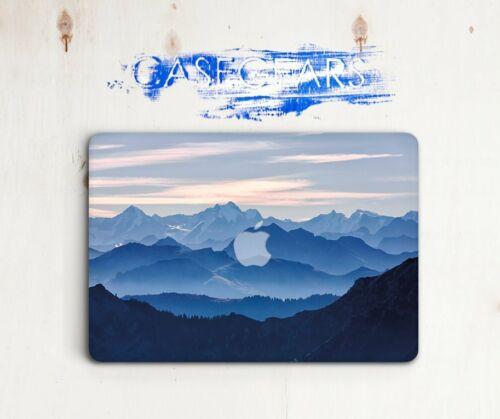 Nature Macbook Top Bottom Covers Macbook Air 13 Mountain Covers Set Macbook Pro