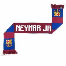 NEYMAR JR #11 FC BARCELONA OFFICIALLY LICENSED BAR DESIGN SCARF