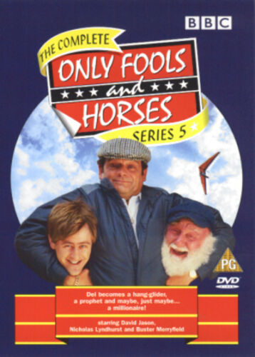 1 of 1 - Only Fools and Horses: The Complete Series 5 DVD (2002) David Jason