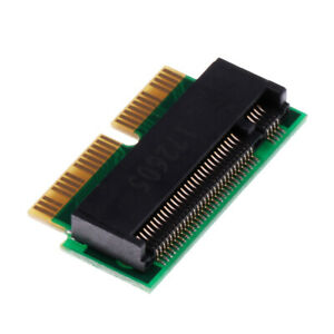 12+16pin 2014 2015 Macbook to M.2 NGFF M-Key SSD Convert Card for A1465 A1466