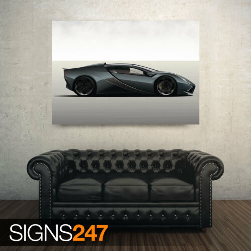 Photo Picture Poster Print Art A0 A1 A2 A3 A4 CARS 13 CAR POSTER AB370