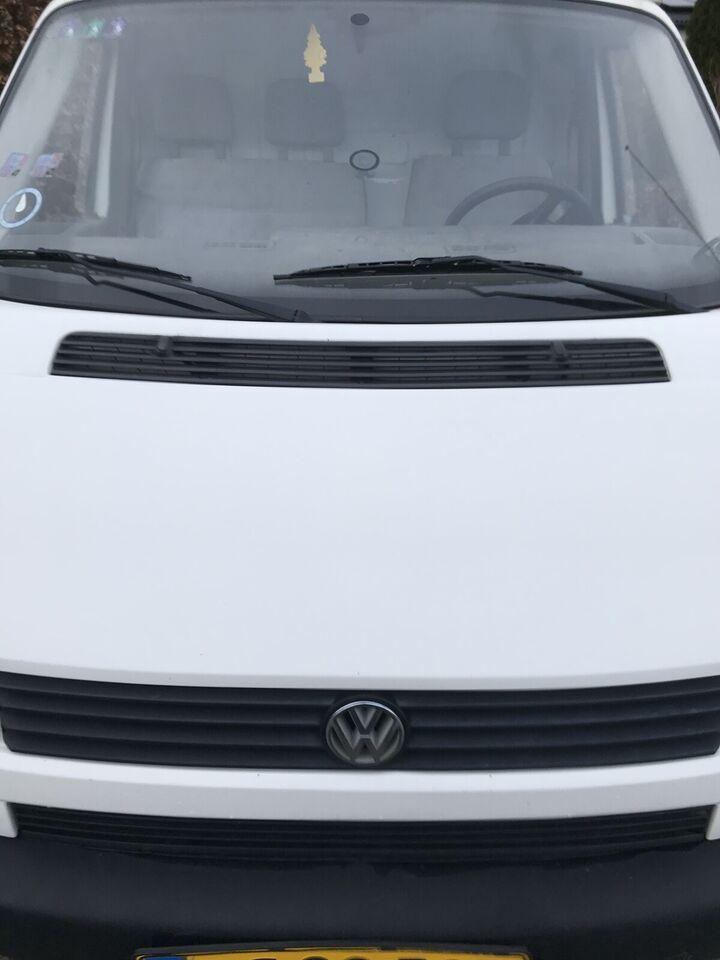 VW, Transporter, 2,4 D Kassevogn lang