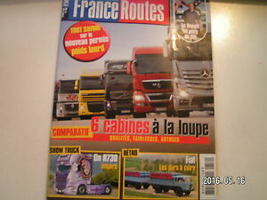 ** France Routes N°359 Western Star 4900 Sa / T-rex 4x4 / Transport Mkts Prix ​​De Rue