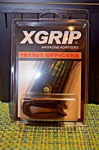 X-Grip-For-1911c1-for-use-in-1911-Compact-Officer-45-ACP-and-1911-Magazines