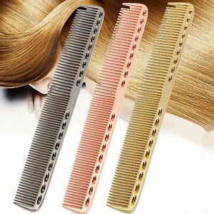 Long-Comb-U-shaped-Space-Comb-Pro-Barbers-Hairdressing-Hair-Cutting-Aluminum