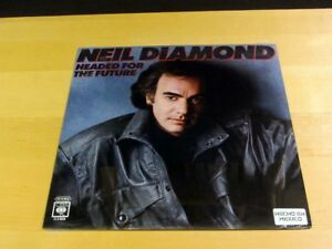 Sealed Neil Diamond Headed For The Future Cbs Cls 5858