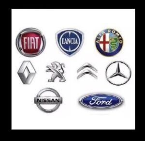 CODICE-SBLOCCO-AUTORADIO-FIAT-ALFA-LANCIA-PEUGEOT-CITROEN-FORD-M-DB