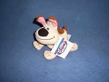 Mulan Little Brother Dog NEW Stuffed Plush Doll Toy Animal Disney Movie Figure