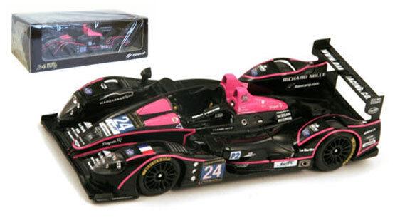 suministramos lo mejor Spark s2597 morgan-nissan     24' Roble Racing 8 Le Mans 2013 - 1 43 Escala  ahorre 60% de descuento