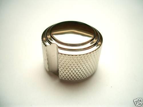 Duesenberg Control Knob Poti-knopf nickel 22 mm