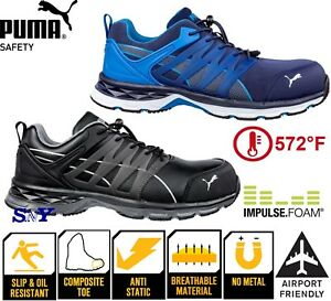 HEAT RESISTANT safety work boots shoes