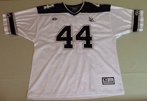 new arrival 3ac9d 8c64d Details about LONG BEACH STATE 49ers Colosseum FOOTBALL JERSEY Men's Large  SEWN Shirt LBSU