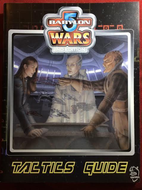 bebislon -5 Wars Tactics Guide - Agents of Gaming BW -170 - NY