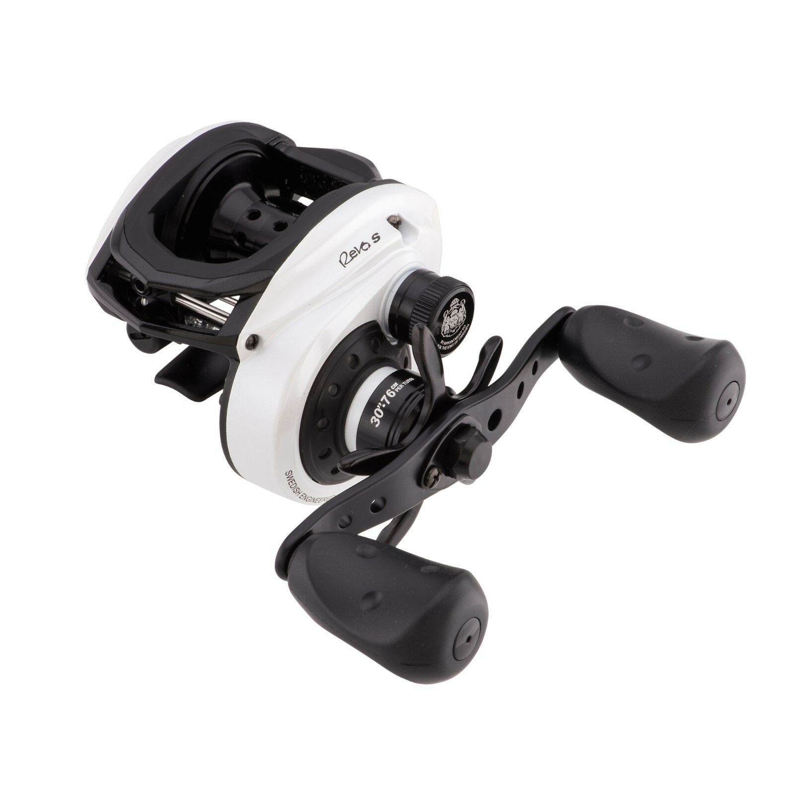 Abu Garcia NEW REVO4 S - Low Profile Baitcaster Reel  - NEW FOR 2018  not to be missed!