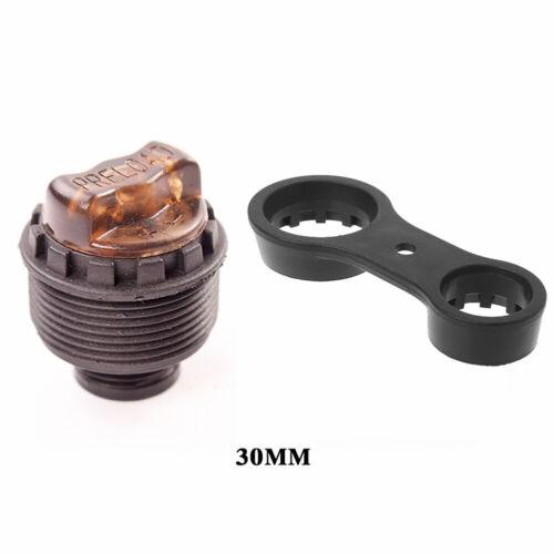 XCR XCM XCT Fork Adjustment Knob 25.4mm//27.5mm//30mm Wrench Tool Adjuster Set