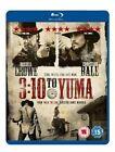 3 10 to Yuma Region B Blu-ray