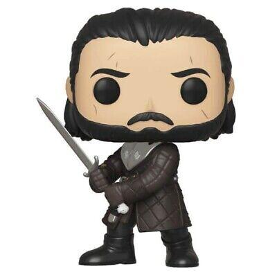 100% Wahr New Jon Snow Game Of Thrones Funko Pop **pre Order** Lange Lebensdauer
