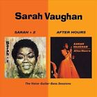 Sarah + 2/After Hours by Sarah Vaughan (CD, May-2013, Essential Jazz Classics)