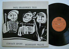 LP Paul Grabowsky Trio - Contact Sport Midnight Waltz - Vg++ RST - Grabowski
