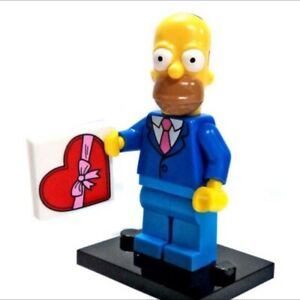 Date Night Homer LEGO The Simpsons Minifigure Series 2 New Collectable