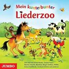 Mein Kunterbunter Liederzoo von Tommi Gesprochen Piper,Gerhard Schöne,Bettina Göschl (2009)