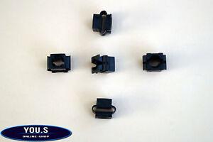 5-x-parentesi-quadra-di-interruzione-protezione-del-motore-sotto-protezione-clip-Audi-a4-a6-VW