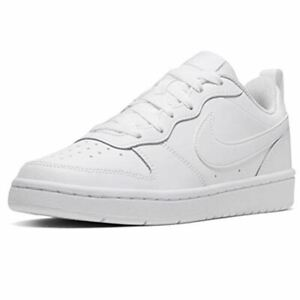 Details about Nike Court Borough Low 2 (GS) Youth Shoes white/white BQ5448  100