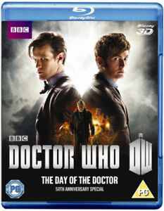 Doctor-Who-THE-DAY-OF-THE-DOCTOR-3d-2d-BLU-RAY-NUEVO-Blu-ray-bbc3dbd0248