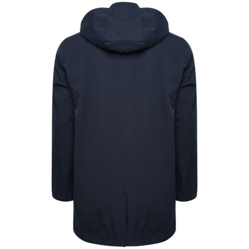 Brown Navy Hooded In Harry Mac Rain dqURSX