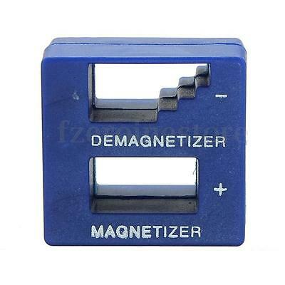 Magnetizer Demagnetizer Screwdriver Tweezers Magnetic Small Box Kit Hand Tools