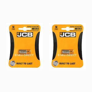 2-x-JCB-LR1-N-Ann-Summers-Vibrator-Bullet-Super-Alkaline-Batteries-Use-By-2023