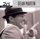 20th Century Masters: The Millennium Collection by Dean Martin (CD, Apr-2014, Capitol)